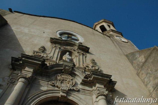Llançà - Església parroquial de Sant Vicenç