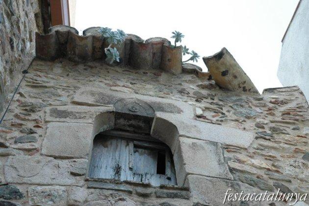 Llançà - Castell Palau dels Abats