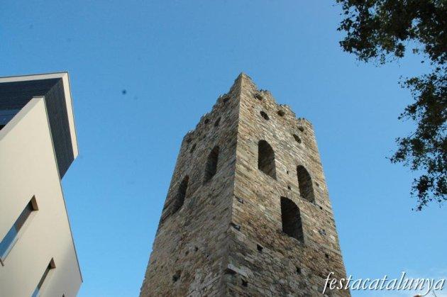 Llançà - Torre del campanar