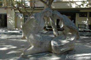 Llançà - Escultures i Monuments urbans