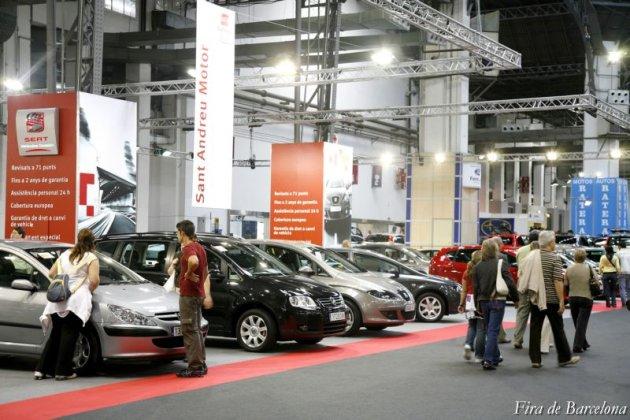 Barcelona - Ocasión, Saló del Vehicle Garantit (Foto: Fira de Barcelona)