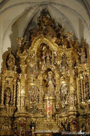 Cadaqués - Retaule Santa Maria