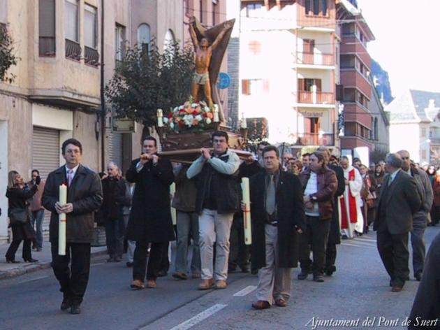 Pont de Suert - Festa de Sant Sebastià (Foto: Ajuntament del Pont de Suert)