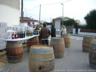 Sant Jaume dels Domenys - Festa Vi Jove i Oli Novell (Foto: Cooperativa Agrícola Sant Jaume dels Domenys)