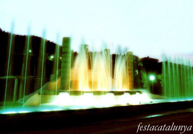 Súria - Font Lluminosa Buïgas