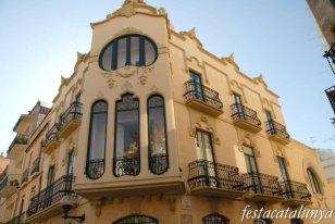 Sitges - Casa Manuel Planas Martorell