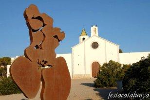Sitges - Capella de Sant Sebastià