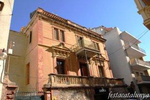 Sitges - Casa Antoni Ferret Llopis
