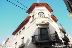 Sitges - Casa de Francesc Bartés
