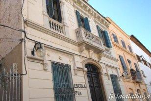 Sitges - Casa de Francesc Carreras