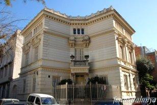 Sitges - Casa Sebastià Sans Bori
