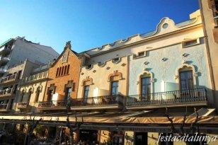 Sitges - Cases al Passeig Marítim