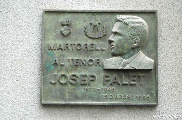 Martorell - Casa Josep Palet