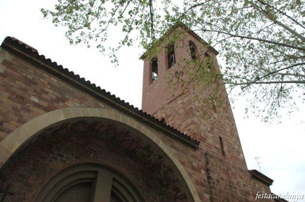 Martorell - Església de Santa Maria