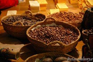 Manresa - Fira de l'Aixada, xocolata