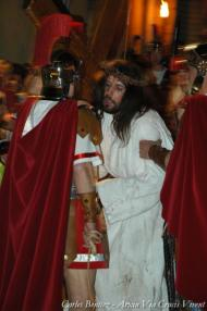Sant Hilari Sacalm - Via Crucis Vivent (Foto: Carles Benítez - Arxiu Via Crucis Vivent)
