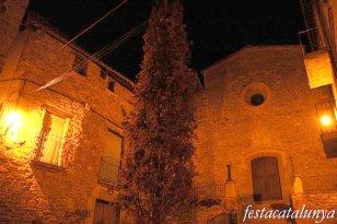 Súria - Església de Sant Cristòfol o Nostra Senyora del Roser