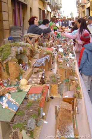 Valls - Mercat de Nadal (Foto: Cambra de Comerç i Indústria de Valls)