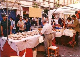 Manresa - Fira de l'Ascensió (Foto: Unió de Botiguers i Comerciants de Manresa)