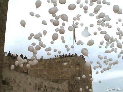 Pobla de Claramunt - Aplec de la Santa Creu o del Castell de Claramunt (Foto: Josep Mas)