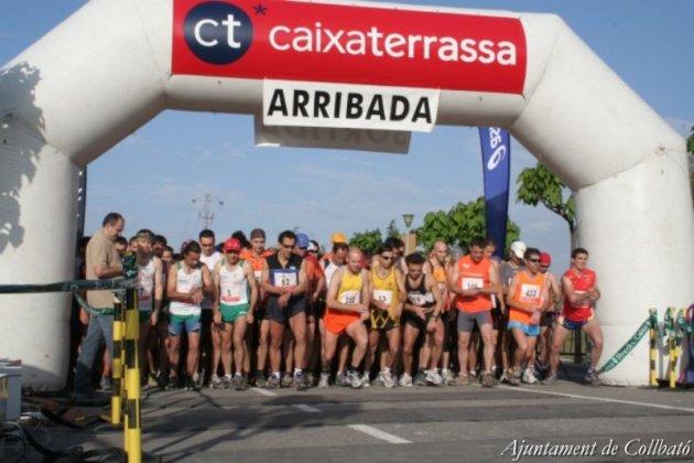 Collbató - Cursa de l'Alba (Foto: Ajuntament de Collbató)