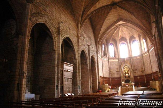 Cardona - Església parroquial de Sant Miquel