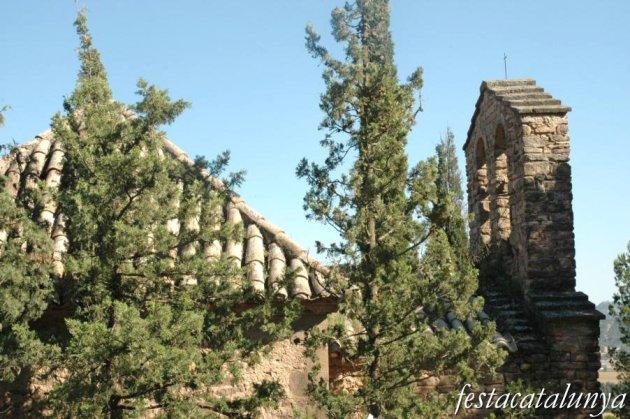 Balsareny - Església de Santa Maria del castell de Balsareny