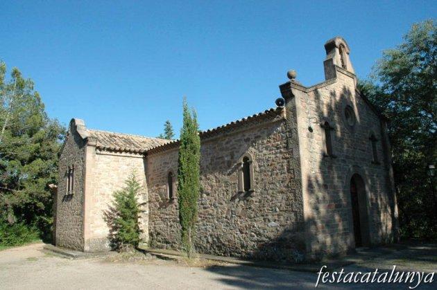 Balsareny - Sant Esteve de la Colònia Soldevila