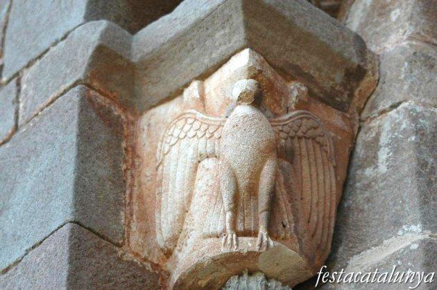 Sallent - Església romànica de Santa Maria de Cornet