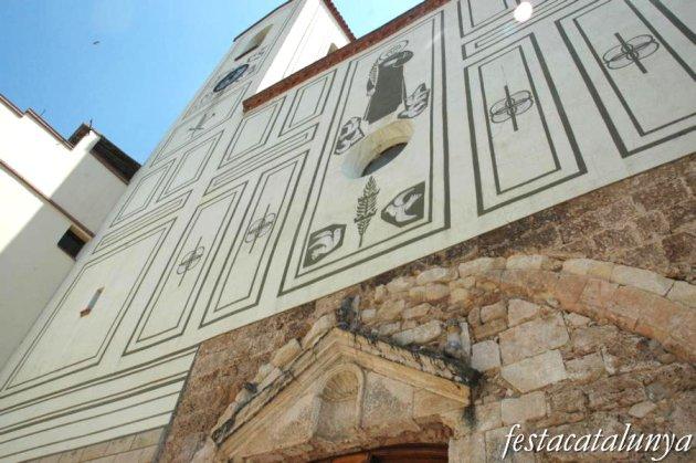 Sant Quintí de Mediona - Església parroquial de Sant Quintí