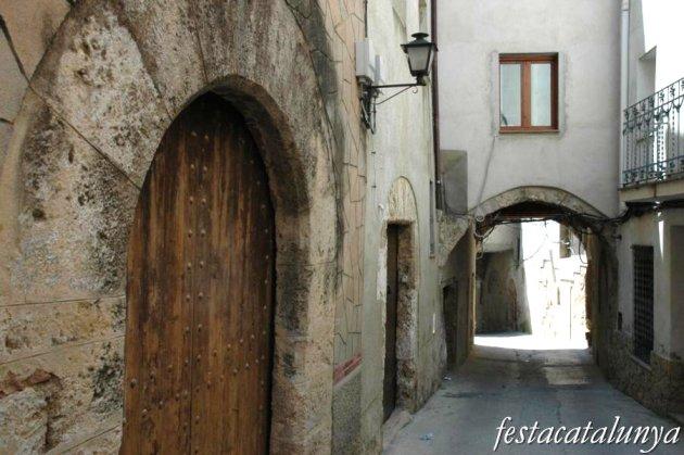 Sant Quintí de Mediona - Nucli Antic
