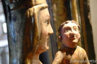 Sallent - Santuari de la Mare de Déu de Fussimanya