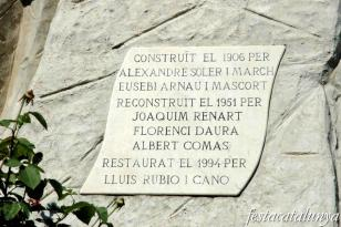 Sallent - Monument a Sant Antoni Mª Claret