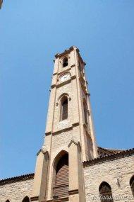 Sallent - Església parroquial de Santa Maria