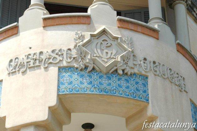 Rajadell - Can Gallifa, Masia Noguera, Restaurant Carles Pressegué