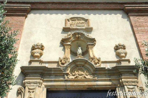 Vilassar de Mar - Església parroquial de Sant Joan Baptista