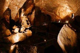 Collbató - Gong, festival de noves sonoritats a les coves del Salnitre (Foto: Gong)