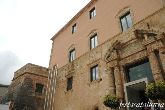 Torredembarra - Castell, actual Ajuntament