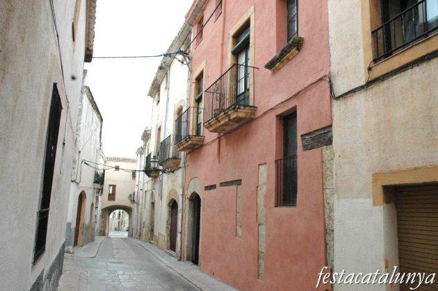 Torredembarra - Portal de la Bassa de les antigues muralles