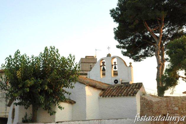 Torredembarra - Església de Sant Joan Baptista de Clarà