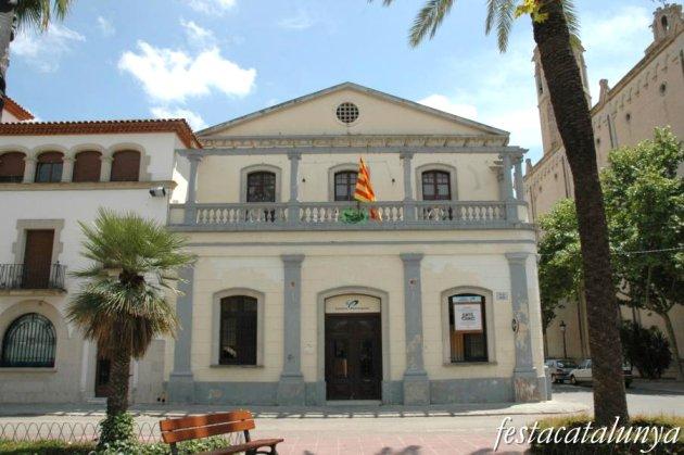 Sant Pere de Ribes - Casal Parroquial