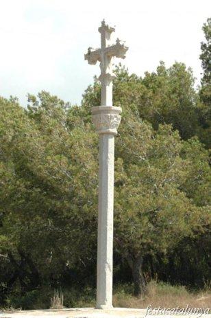 Sant Pere de Ribes - Creu de Ribes