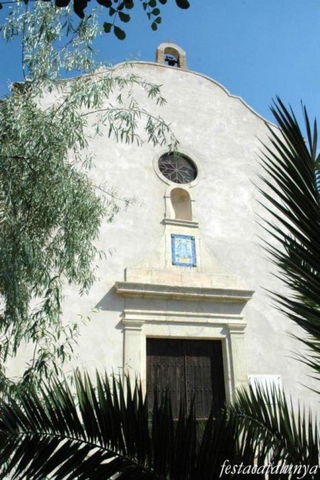 Sant Pere de Ribes - Ermita de Sant Pau