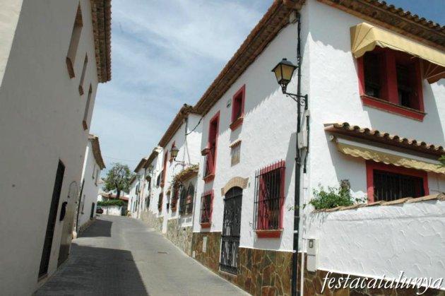 Sant Pere de Ribes - Les Parellades