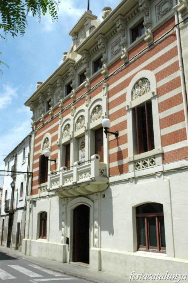 Sant Pere de Ribes - Ajuntament, casa de la Vila