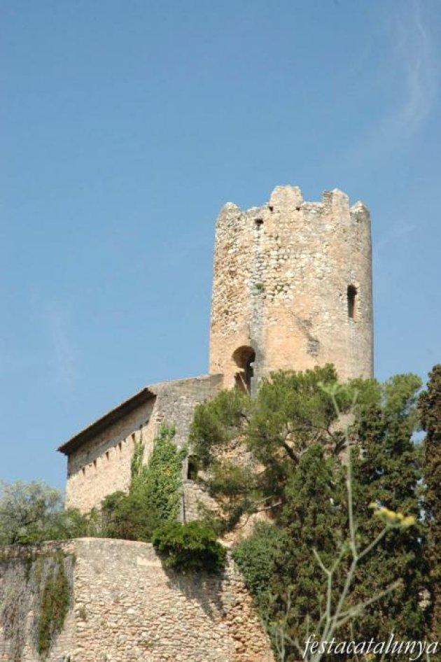 Sant Pere de Ribes - Castell de Ribes o de Bell-lloc