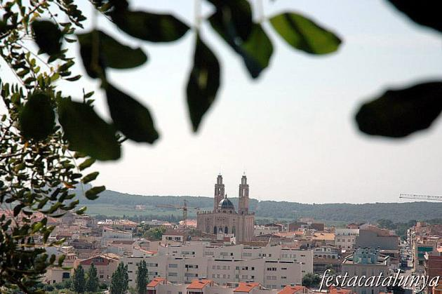 Sant Pere de Ribes - Església parroquial de Sant Pere i Sant Pau