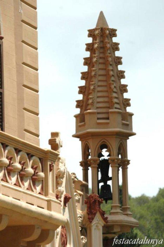 Sant Pere de Ribes - La Torre del Veguer