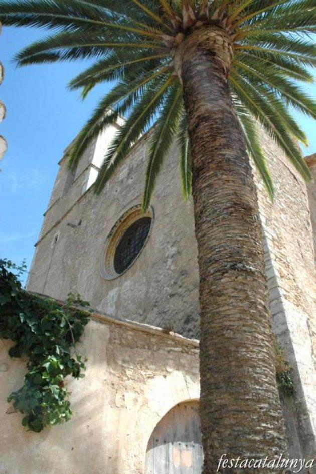 Sant Pere de Ribes - Església Vella