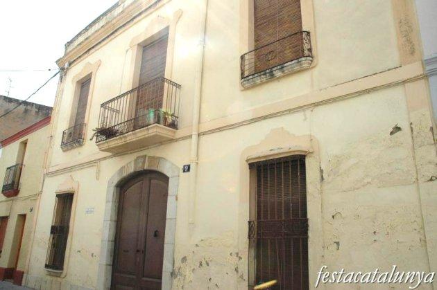 Sant Pere de Ribes - Cases d'Americanos (Casa Bertran)